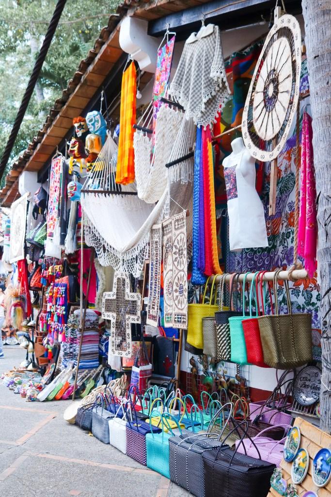 Puerto Vallarta flea market