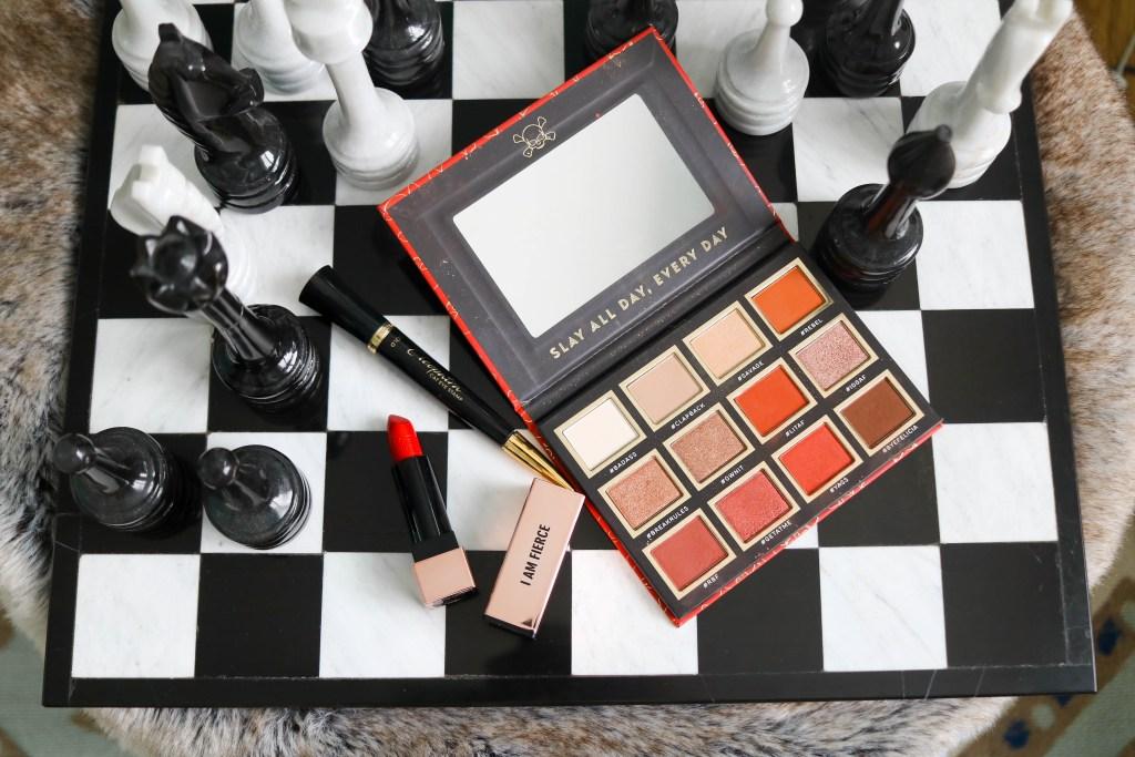 Beth Harmon makeup tutorial