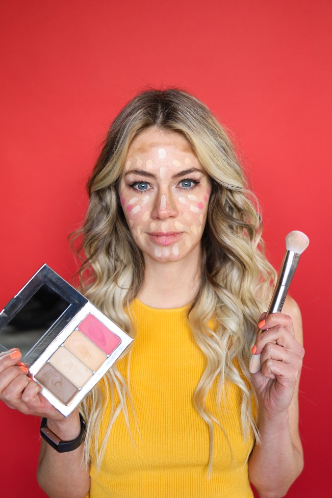 How to Highlight and Contour with Seint Beauty
