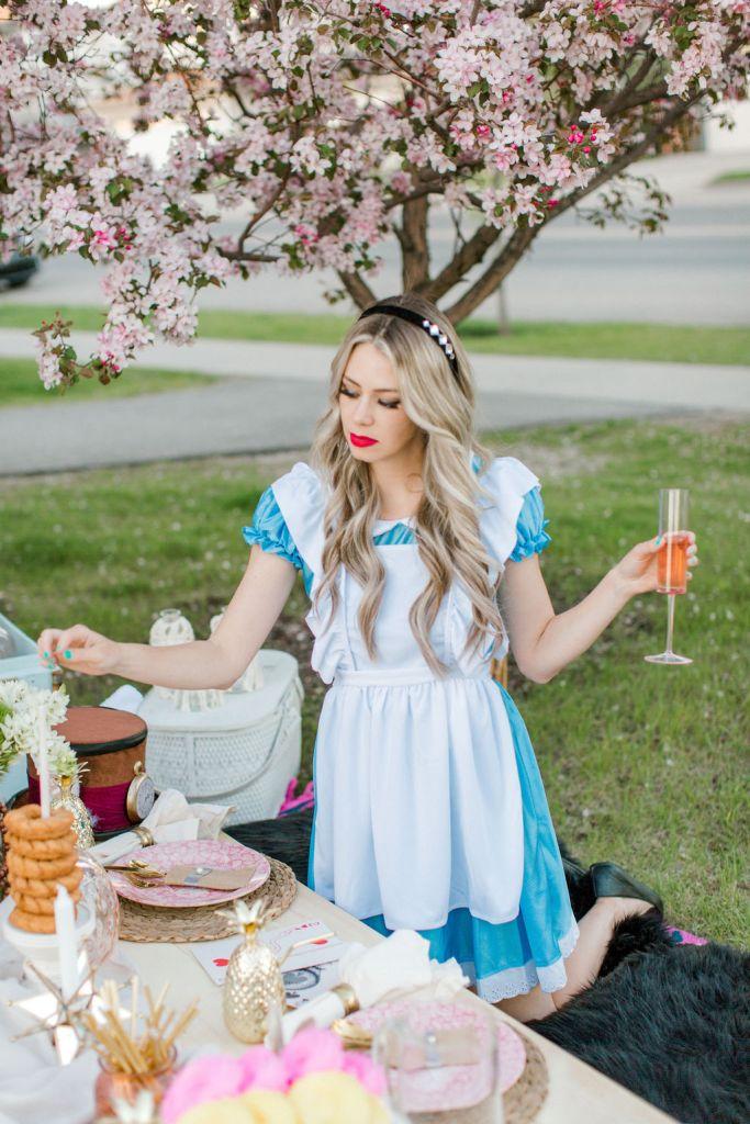 Alice in Wonderland costumer Canada