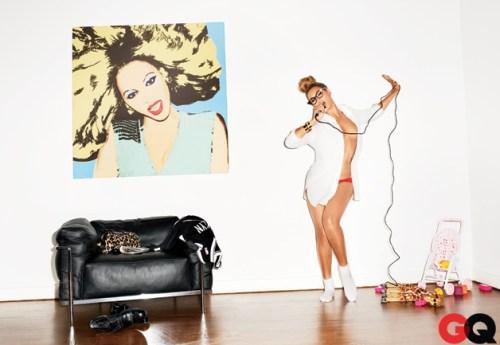 Beyonce GQ - 2013