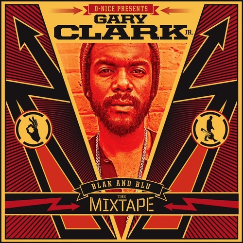 Gary Clark Big Krit Blak and Blue