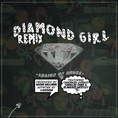 Chandler London Blakass Westley Diamond Girl Remix