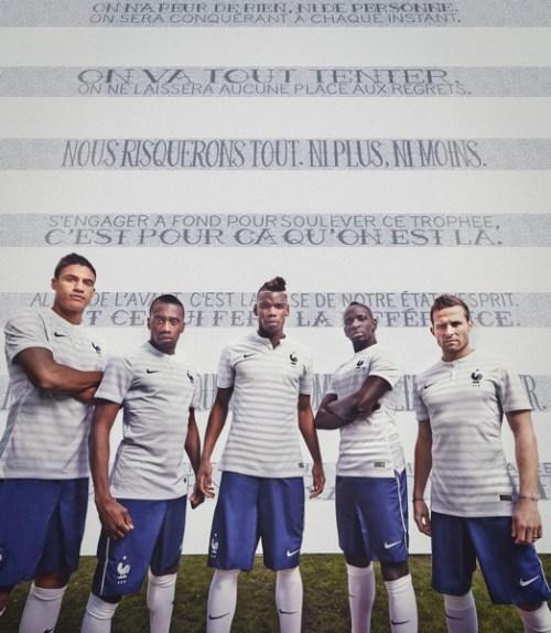 France Away Kit 2014
