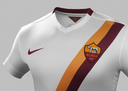 AS Roma 2014-15 Away Kit 1