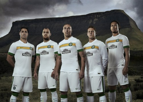 Celtic 2014-15 Third Kit