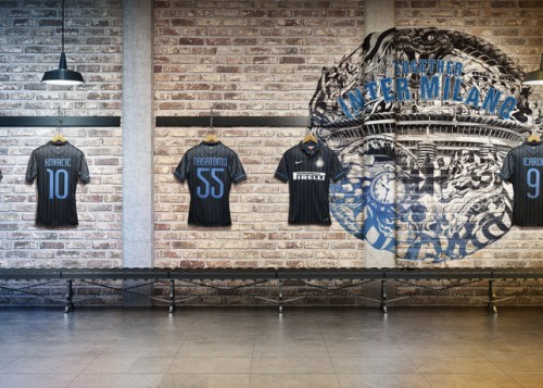 Inter Milan Home Kit 2014-15 Locker Room