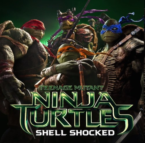 Shell Shocked TMNT