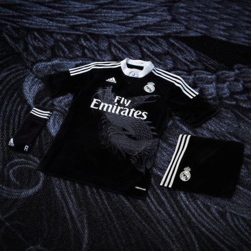 Real Madrid 2014-15 Third Kit