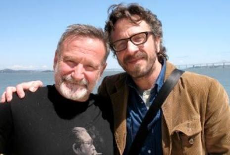 Robin Williams Marc Maron
