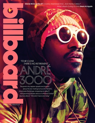 Andre 3000 Billboard Cover