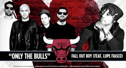 Fall Out Boy Lupe Fiasco - Only The Bulls