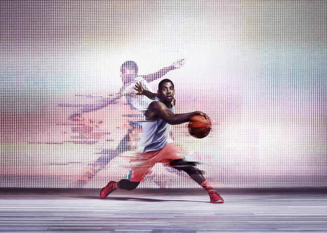 Kyrie Irving Dope Pics: Kyrie Irving Signs For Nike; KYRIE 1 Unveiled