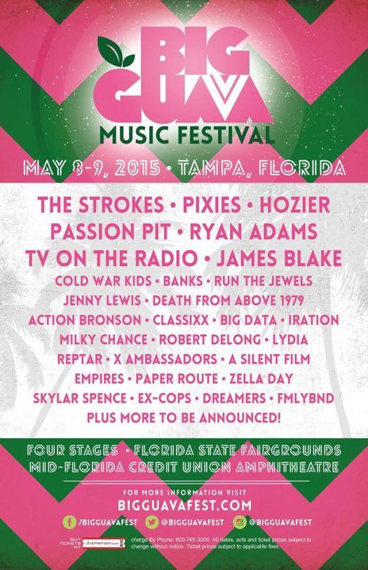 Big Guava Fest 2015