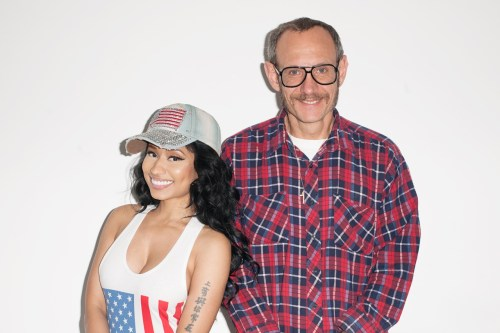 Nicki Minaj - Terry Richardson
