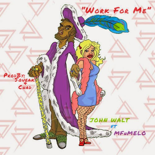 John Walt MFnMelo Working For Me