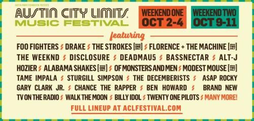 Austin City Limits 2015