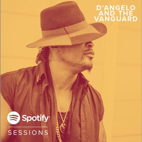 DAngelo - Spotify Sessions