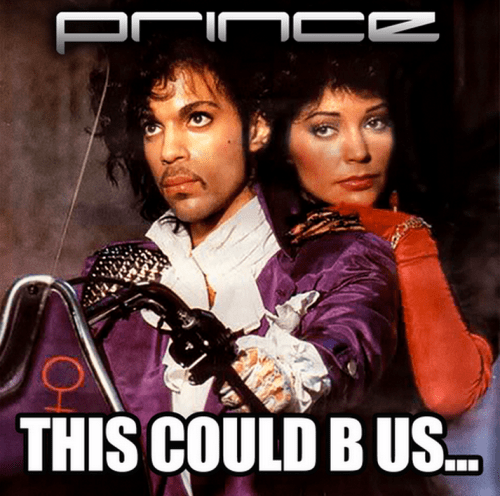 "Prince - ""This Could B Us"""