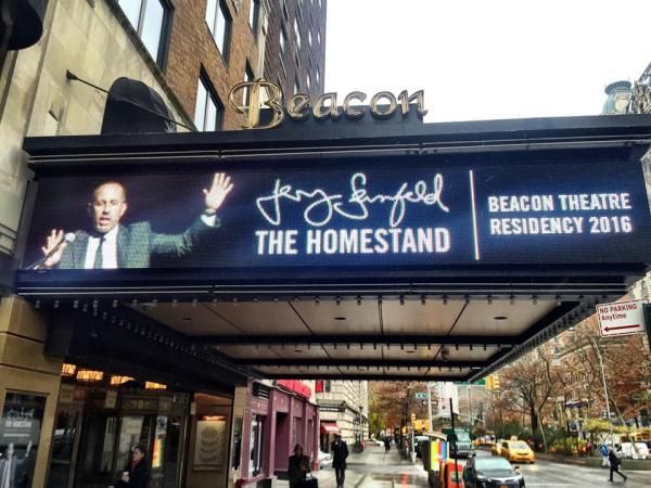 Jerry Seinfeld Beacon