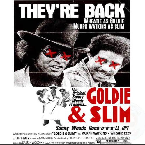 Wheatie Murph Watkins Goldie & Slim