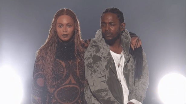 Beyonce Kendrick Lamar Freedom BET Awards