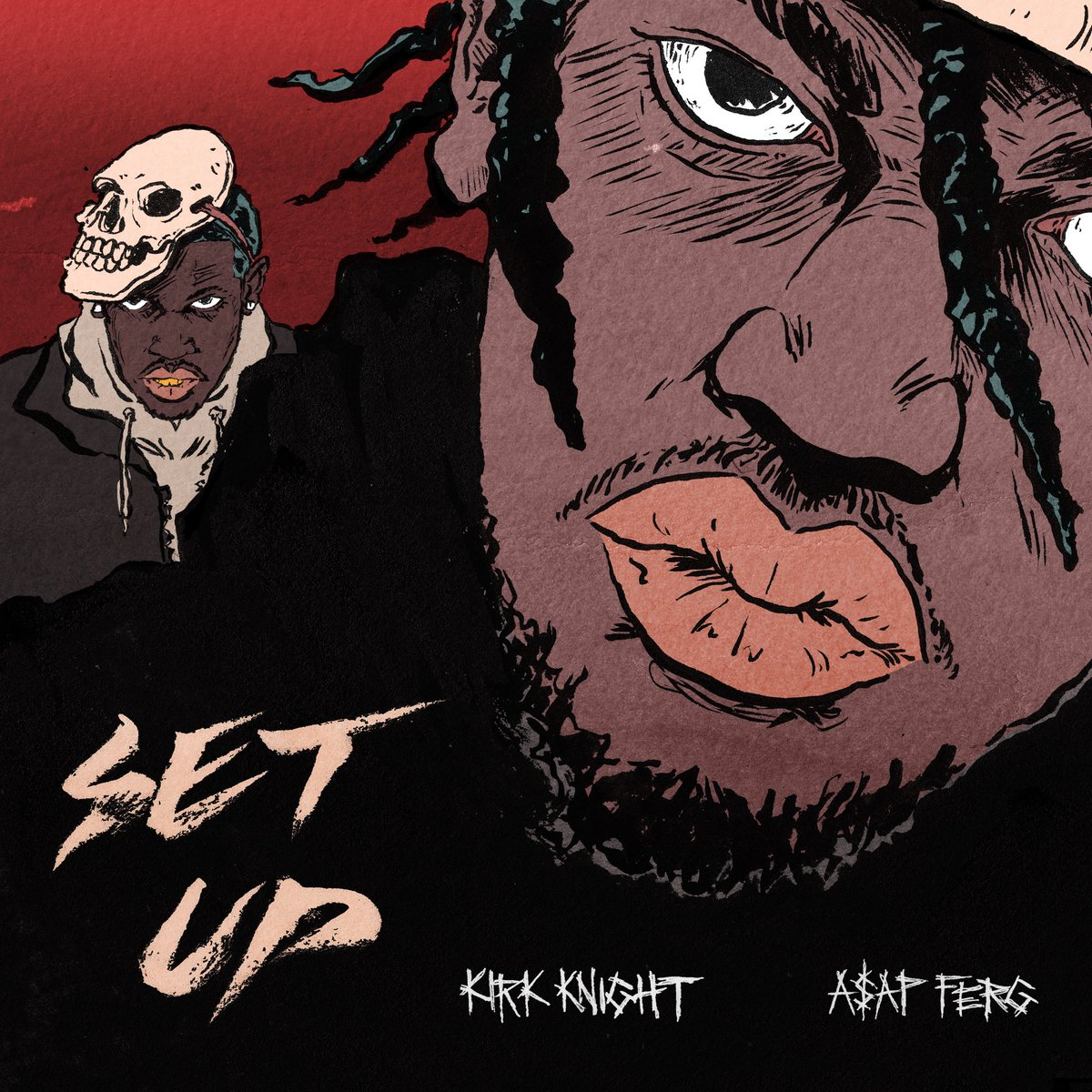 "Kirk Knight - ""Set Up"" (featuring A$AP Ferg)"