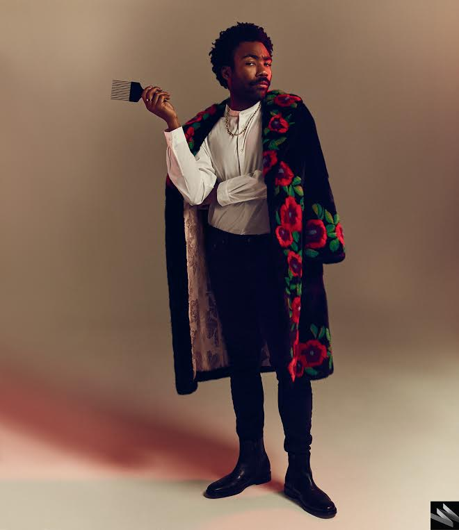 Donald Glover Talks Chappelle, Atlanta & More w/ WIRED