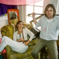 "Ariel Pink and Weyes Blood Release ""Tears On Fire"", Off Collaborative EP"