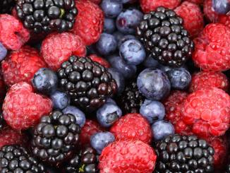 Can berries fight cancer?