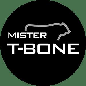 Mister T-Bone logo