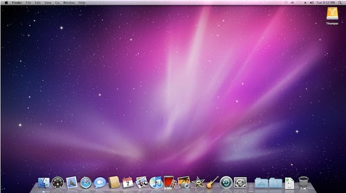 Mac OS X v10.6 (Snow Leopard)