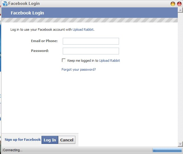 Upload Rabbit: Upload Foto Ke Facebook Cukup Pakai Klik Kanan Saja!