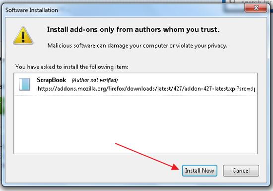 Cara Menyimpan Halaman Website untuk Dibaca Secara Offline dengan ScrapBook