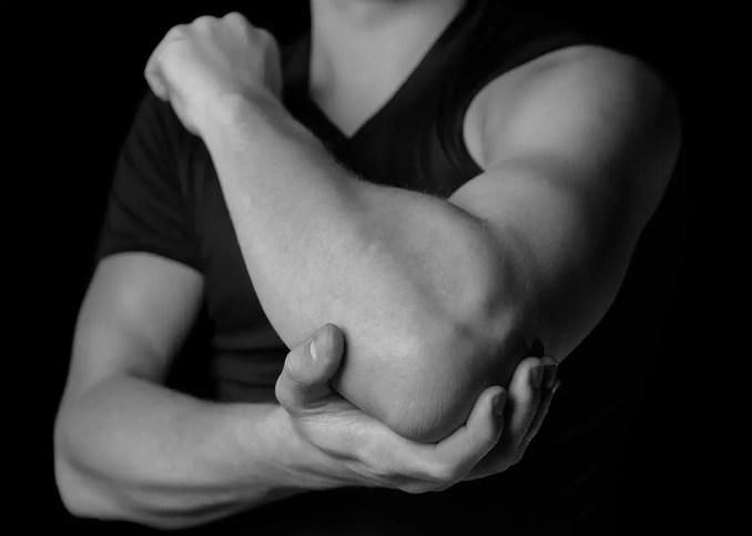 Blog Image 1 - Elbow Bursitis
