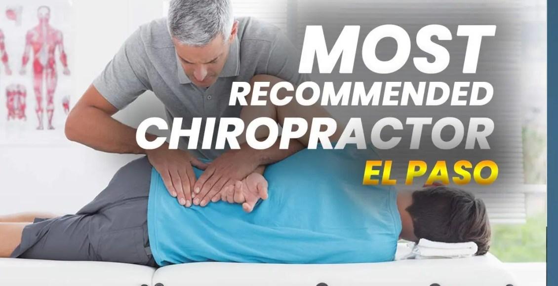 11860 Vista Del Sol Most Recommended Chiropractor   El Paso, Tx