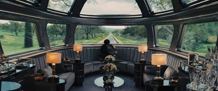 Production Design Of The Hunger Games Interview With
