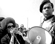 S.F. Black Panthers at the approximate time of the 504 demonstrations