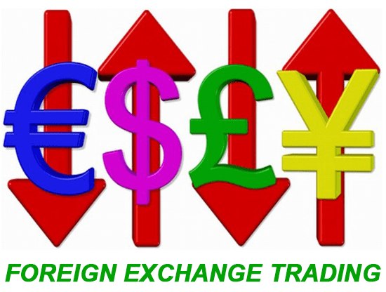 Foreign-Exchange-Trading