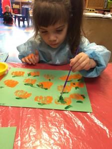 Our Pumpkin Patch Project