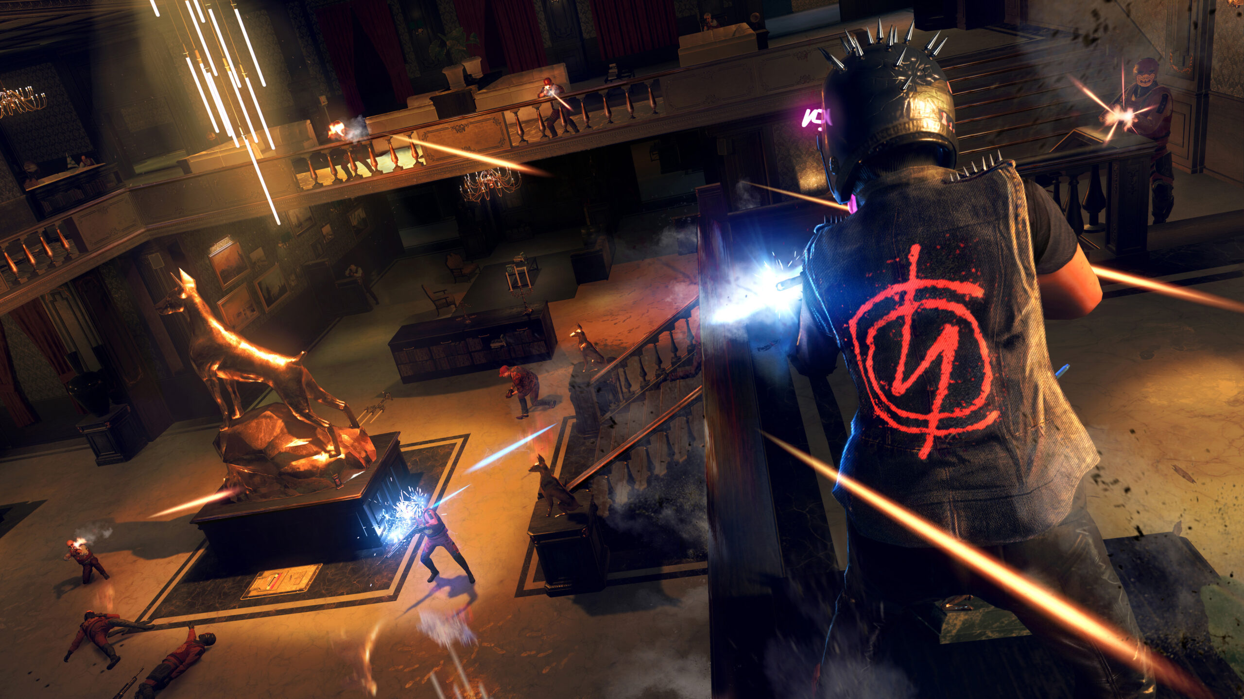 Watch Dogs Legion Post Launch Content Detailed Includes Assassin S Creed Cross Over Pushstartplay