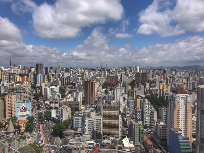 Kafa karıştıran bir şehir: São Paulo