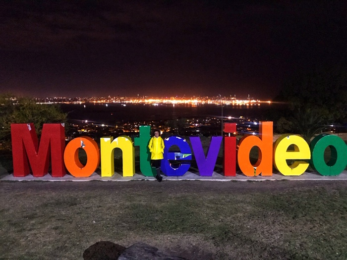 Montevideo'da yaşa, Uruguay'dan Ötürü