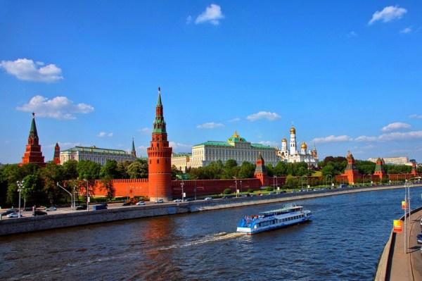 Московский Кремль: история, башни, соборы, фото