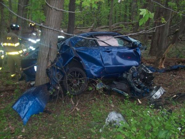 Auto Accident on Taconic State Parkway - Putnam Valley ...