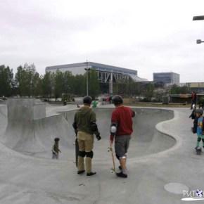 Skate park Malmö