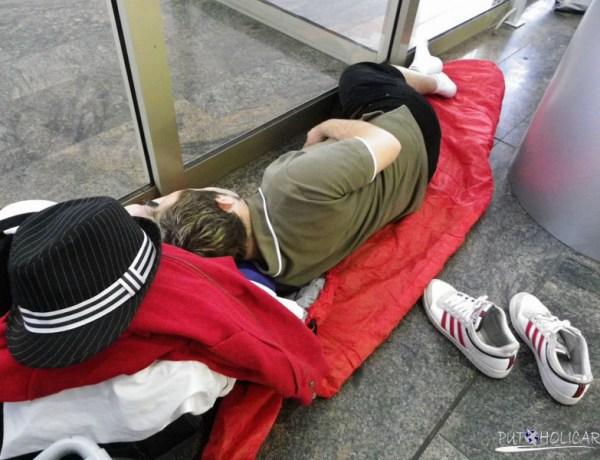 Spavanje na aerodromima - Da ili ne?