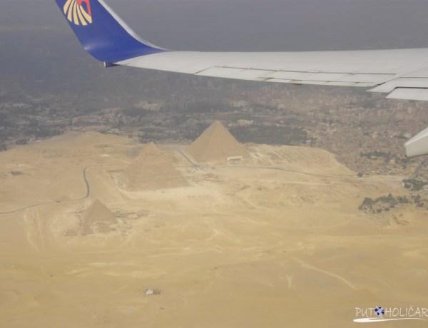 Egipat (Kairo) – Povratne aviokarte već od 115€