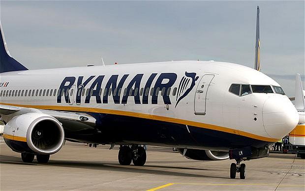 Ryanair uspostavio 10 linija iz Zadra