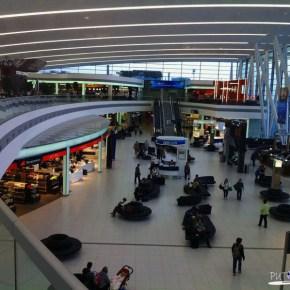 Budapest airport - Skycourte terminal